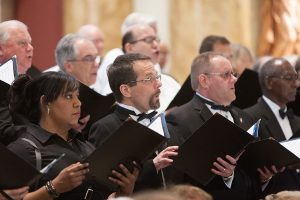 South Holland Master Chorale Members
